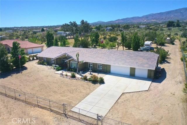 257 Calaveras Road Pinon Hills CA 92372