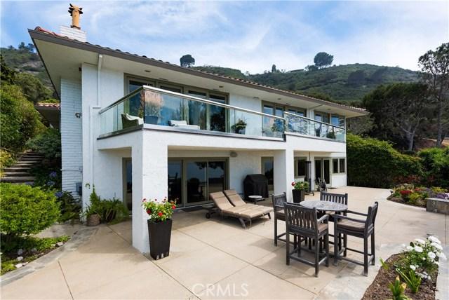 1109 W Palos Verdes Drive Palos Verdes Estates, CA 90274 - MLS #: SB18141275