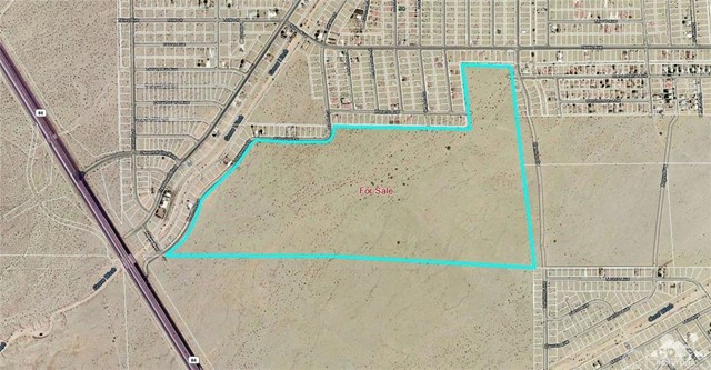 Land for Sale at Hwy 86 Salton City, 92274 United States