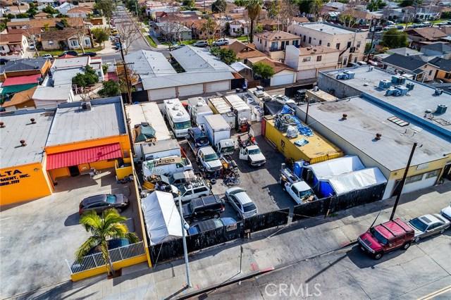 Terreno por un Venta en 1406 S Gerhart Avenue Commerce, California 90022 Estados Unidos