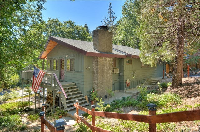 713 Tyrol Drive Crestline, CA 92325 is listed for sale as MLS Listing EV17163109