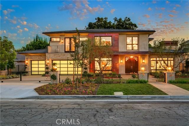 واحد منزل الأسرة للـ Sale في 240 Lemon Avenue 240 Lemon Avenue Arcadia, California 91006 United States