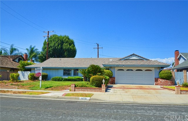 15715 Agosta Drive Hacienda Heights, CA 91745 - MLS #: WS17118386