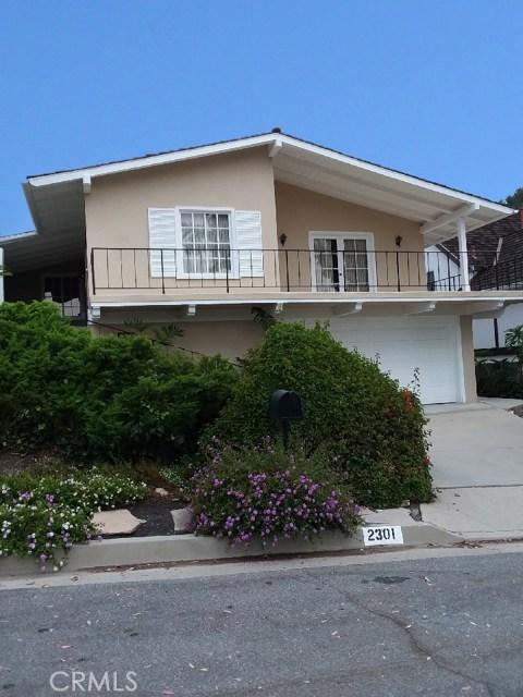 2301 Via Alamitos , Palos Verdes Estates, CA 90274