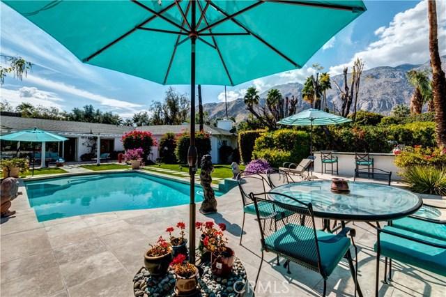 416 W Hermosa Place, Palm Springs, CA 92262