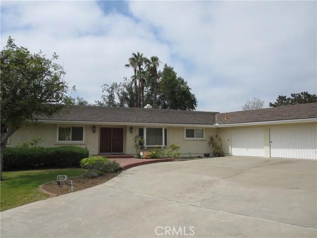 1292 Miramar Drive, Fullerton, CA 92831