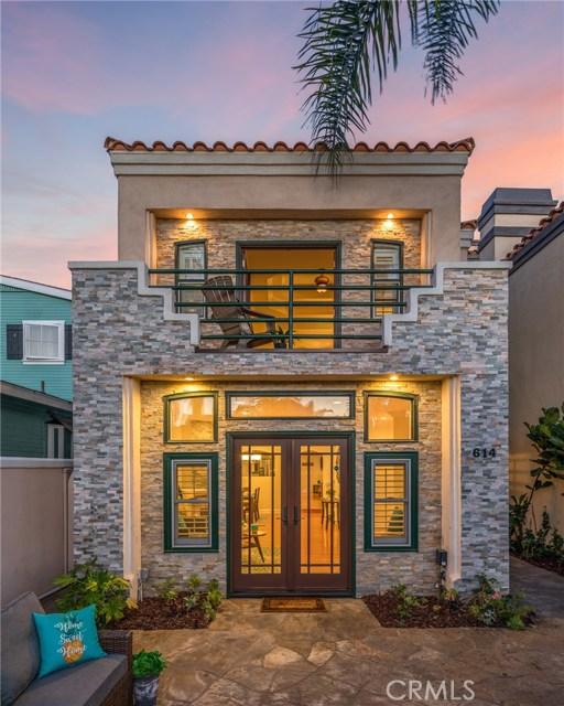 614  9th Street, Huntington Beach, California