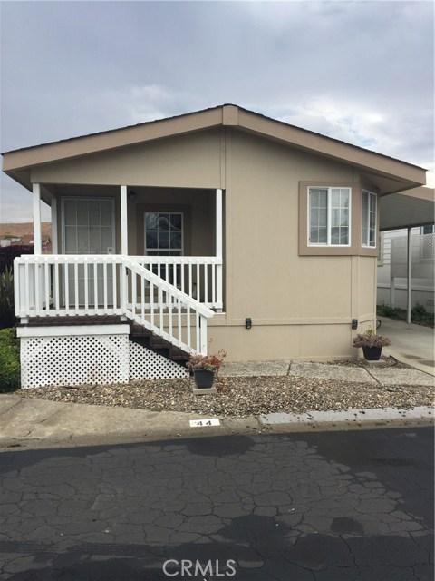 3395 S Higuera 44, San Luis Obispo, CA 93401