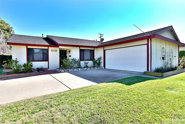 Single Family Home for Sale at 12262 Chase Street Garden Grove, California 92845 United States