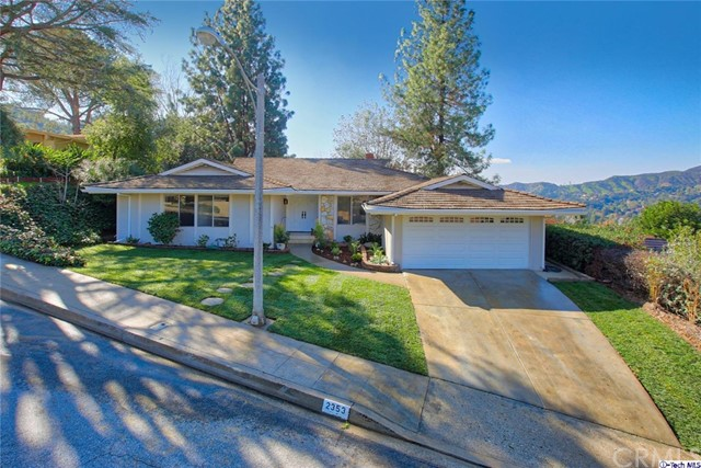 2353 Eastgate Place, Glendale, CA 91208