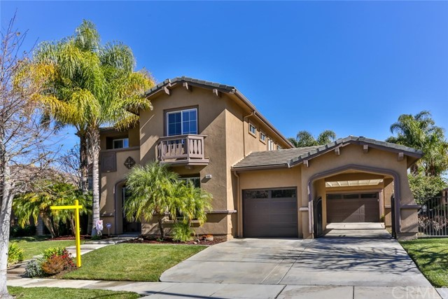 4165 Quaker Ridge Drive Corona, CA 92883 is listed for sale as MLS Listing IG17020086