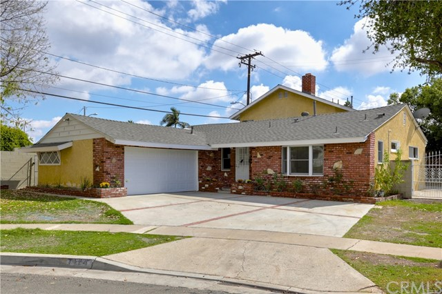 Single Family Home for Sale at 7484 Mckinley Circle Buena Park, California 90620 United States