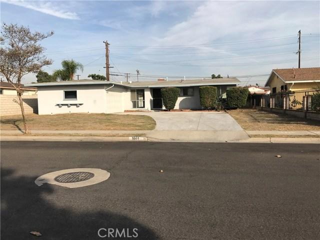 1001 Toddy Street, Santa Ana, CA, 92703