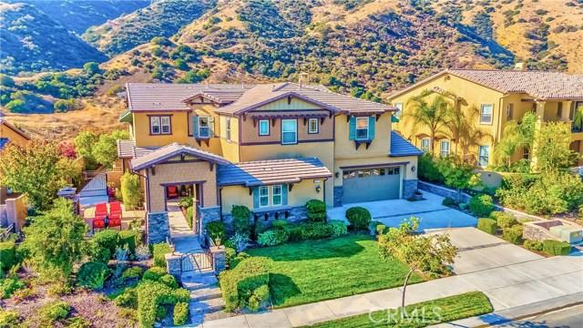 Photo of 8265 Sunset Rose Drive, Corona, CA 92883