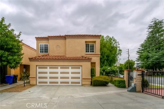 Single Family Home for Sale at 876 Highland Avenue Duarte, California 91010 United States