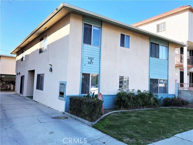 945 Main, El Segundo, California 90245, 3 Bedrooms Bedrooms, ,2 BathroomsBathrooms,Apartment,For Lease,Main,SB20014813