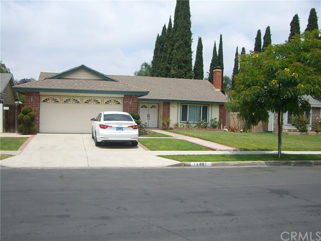 14481 Oxford Avenue Tustin, CA 92780 - MLS #: PW17120222