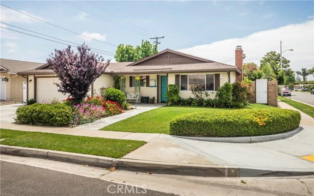 Single Family Home for Sale at 9050 Mallard Avenue Fountain Valley, California 92708 United States