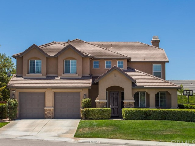 45157 Saddleback Court  Temecula CA 92592