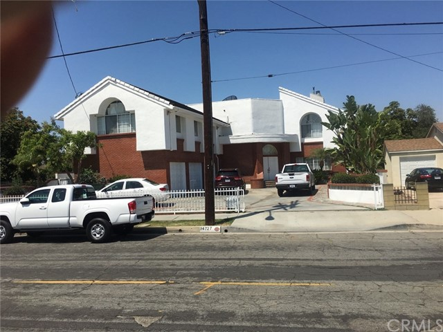 Single Family Home for Sale at 14727 S Stanford Avenue Compton, California 90220 United States