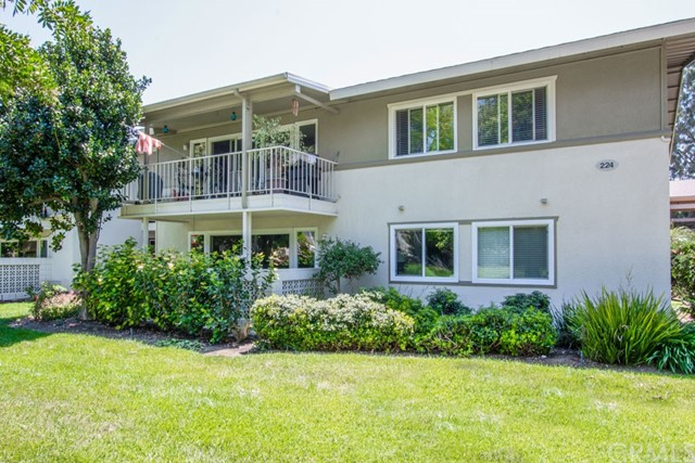 224 Avenida Majorca Unit O Laguna Woods, CA 92637 - MLS #: OC18101458