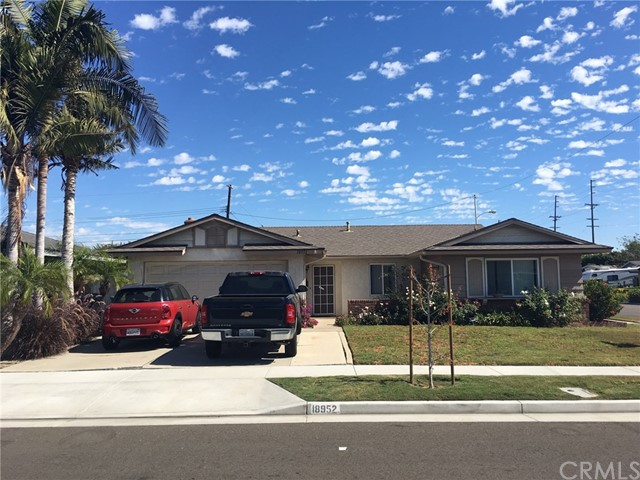 Single Family Home for Sale at 18952 Acacia Street Fountain Valley, California 92708 United States