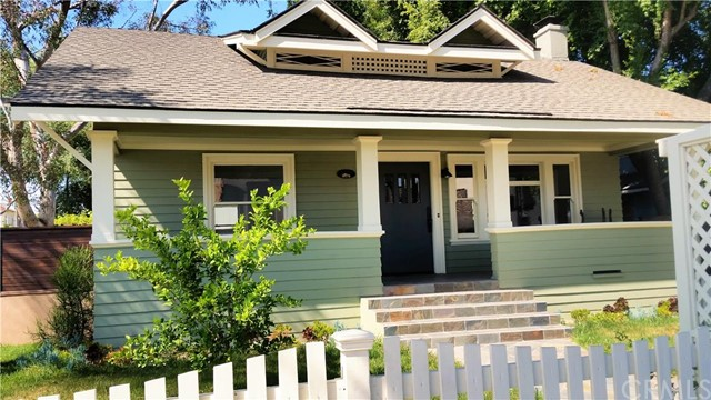 Single Family Home for Rent at 311 East Commonwealth St Fullerton, California 92832 United States