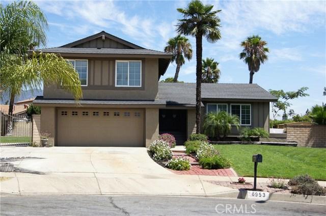 6953 Verdet Court, Rancho Cucamonga, California