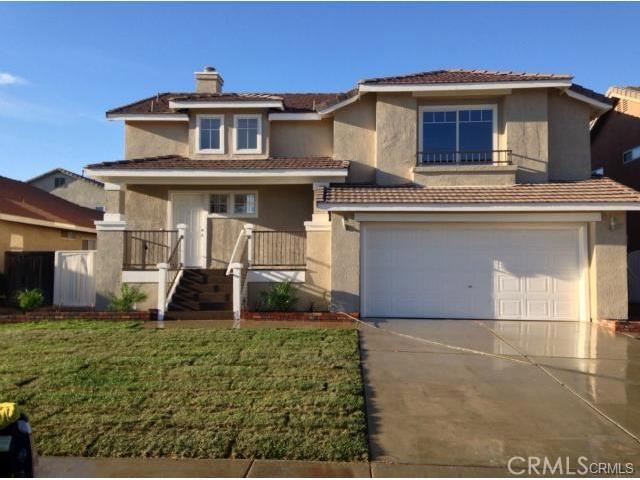 Single Family Home for Rent at 13619 Nolina Drive W Hesperia, California 92344 United States