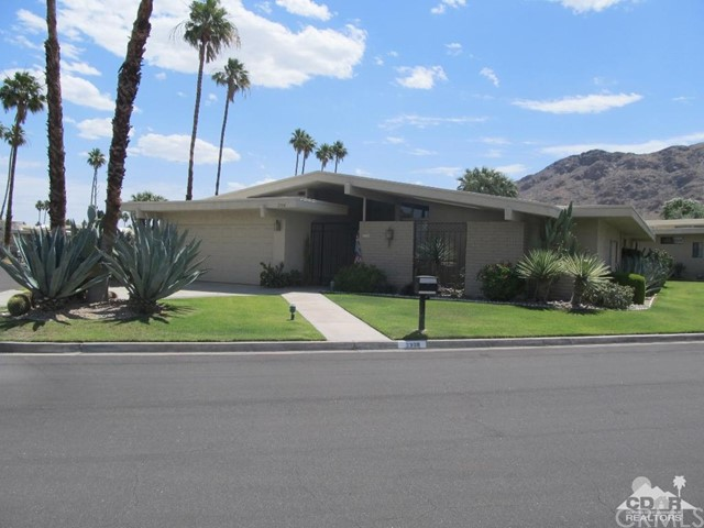 2308 Paseo Del Rey Palm Springs, CA 92264 is listed for sale as MLS Listing 216015738DA