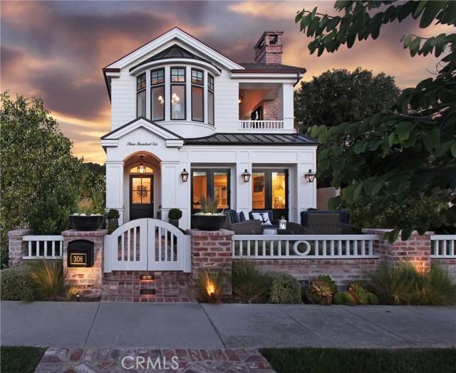306 Orchid Avenue Corona del Mar, CA 92625