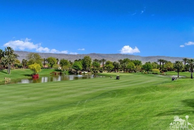 Photo of home for sale at 550 Gold Canyon Drive, Palm Desert CA