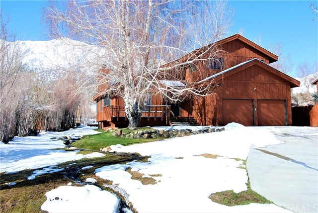 Single Family Home for Sale at 257 Landing Road S Mammoth Lakes, California 93546 United States