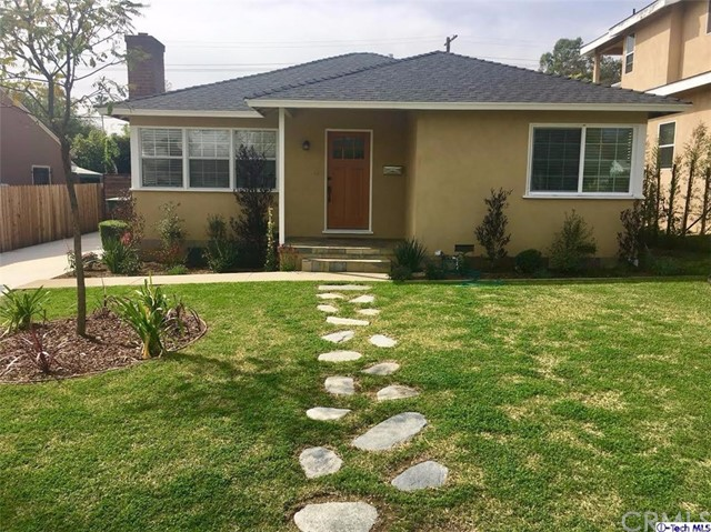 Single Family Home for Rent at 1699 Kenneth Way Pasadena, California 91103 United States