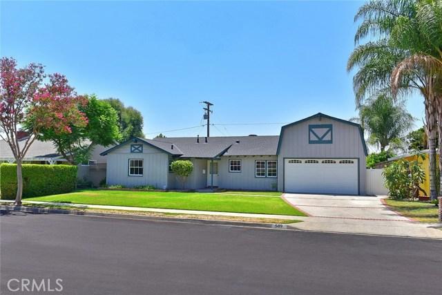 589 N Dover Road, Covina, CA 91722