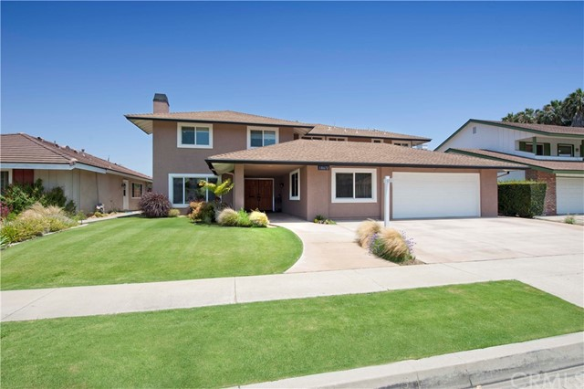 Single Family Home for Sale at 18672 Santa Ynez Street Fountain Valley, California 92708 United States