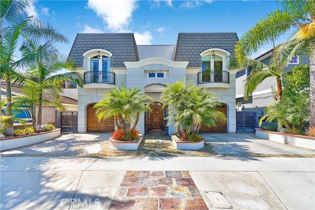 17021 Bolero Lane Huntington Beach, CA 92649 - MLS #: OC17219503