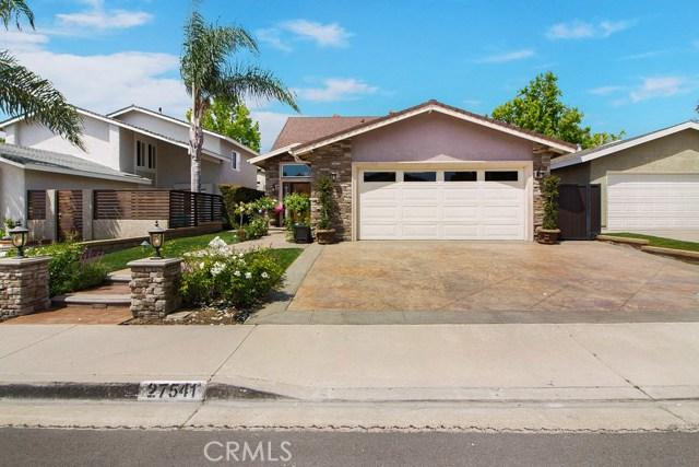 Photo of 27541 Velador, Mission Viejo, CA 92691