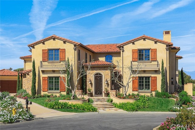 Single Family Home for Sale at 2320 Verona Court Chino Hills, California 91709 United States