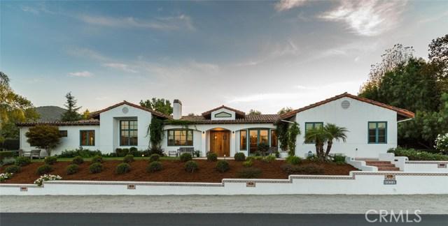 6614 Bellevue Orchard Lane, San Luis Obispo, CA 93405