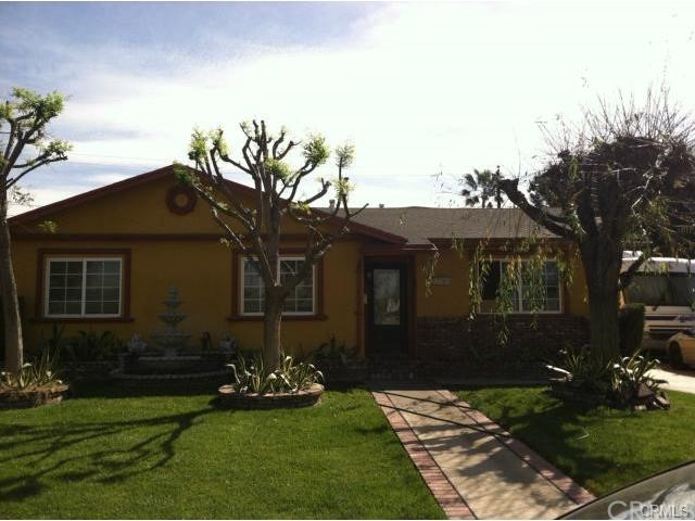 12365 Holly Avenue Chino CA  91710