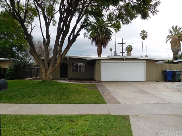 Single Family Home for Sale at 6758 Phoenix Avenue Riverside, California 92504 United States