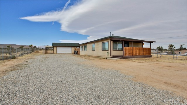 3562 WARREN VISTA Avenue Yucca Valley CA 92284