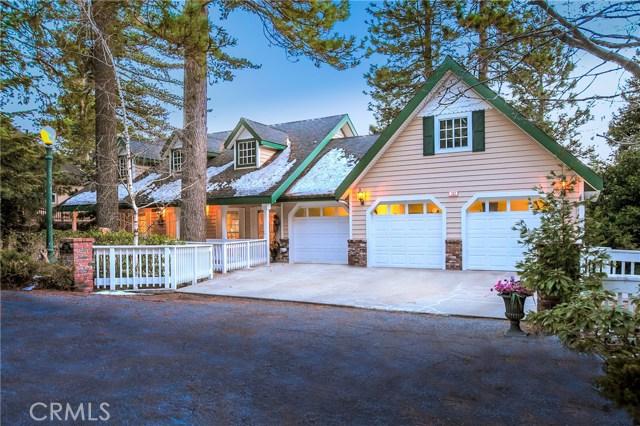 263 Squirrel Drive, Lake Arrowhead, CA 92352