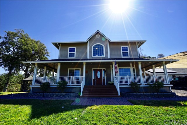 Single Family Home for Sale at 4172 Clear Creek Cemetery Road Butte Valley, California 95965 United States