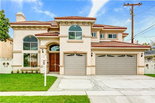 Single Family Home for Sale at 10261 Central Ave Garden Grove, California 92843 United States