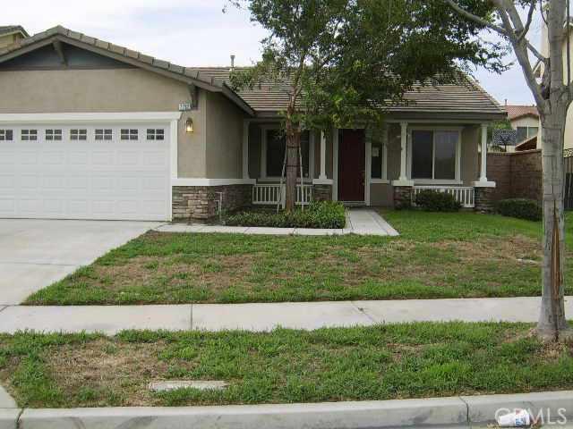 Single Family Home for Sale at 7782 Johnson St Fontana, California 92336 United States