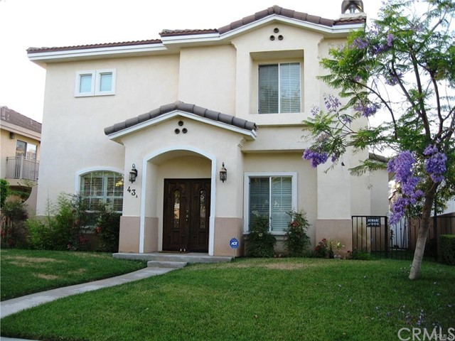 43 Eldorado Street A, Arcadia, CA, 91006
