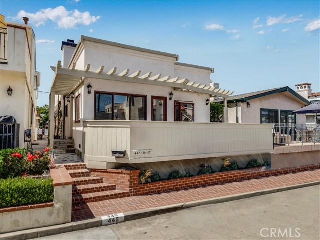 445 31st Hermosa Beach CA 90254