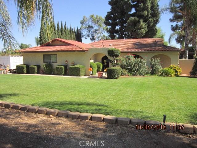 Single Family Home for Sale at 16460 Trisha Way Woodcrest, California 92504 United States